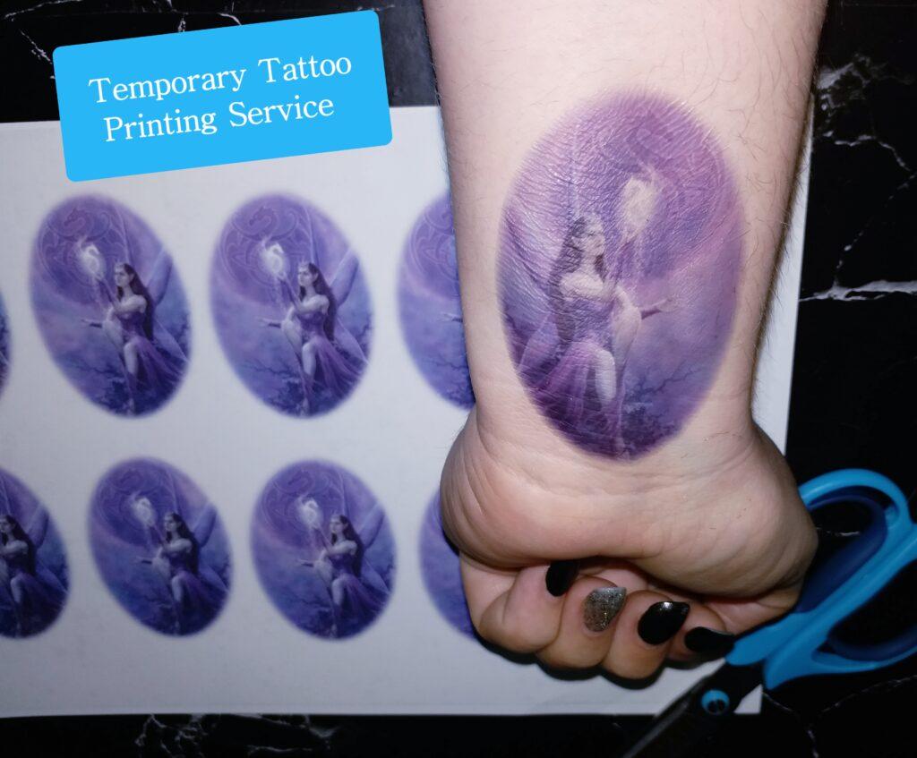 Tattoo Printing